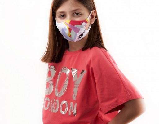 mascherine per bambini lavabili covid