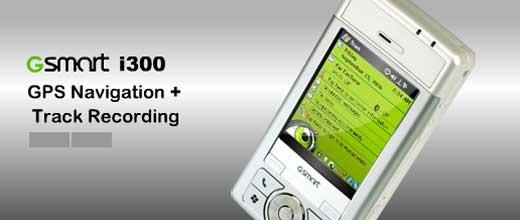 GIGABYTE GSmart i300 smartphone