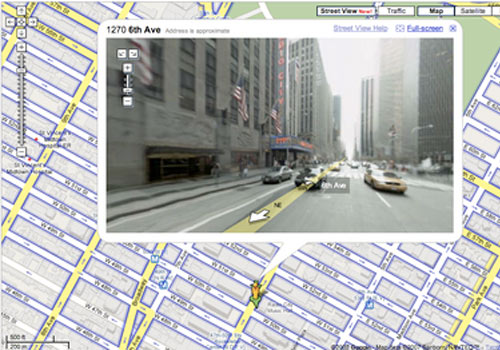 google-map-street-view-trendy-gadget