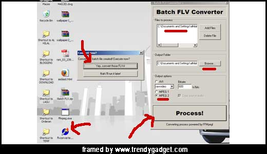 Batch FLV YouTube Video Ripper