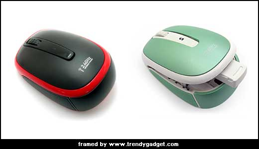 wireless compact mouse m3