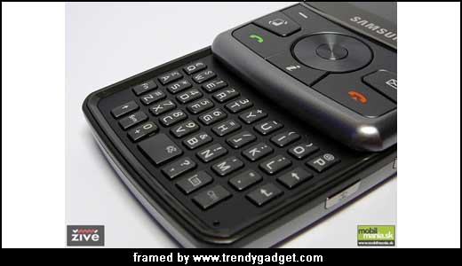 Samsung i570 slider