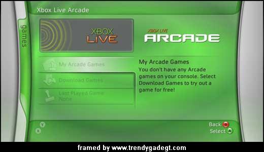 Xbox Live Arcade on PC
