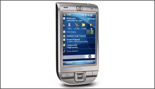 HP iPAQ 100 Classic Handheld