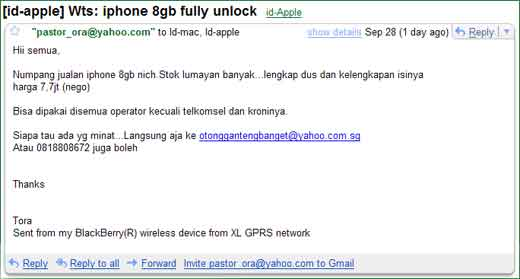 unlocked iphone indonesia