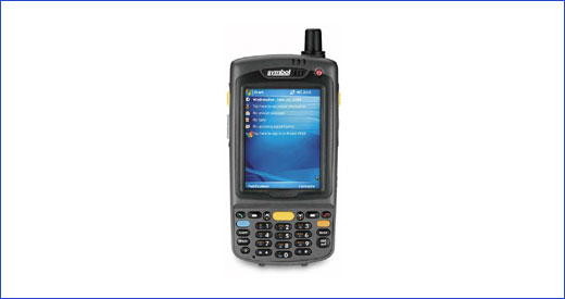 Motorola MC70 GPS