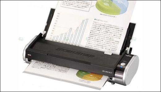 ScanSnap S300 mobile scanner