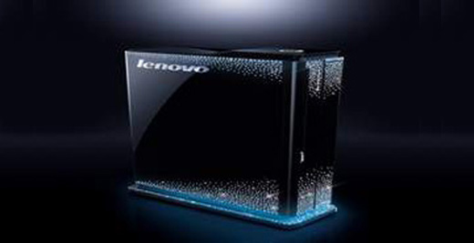 Lenovo Crystal Tianjiao PC