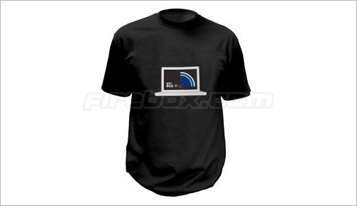 Wi-Fi Detecting T-Shirt