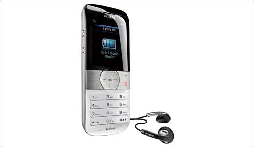 Philips Xenium 9@9u White