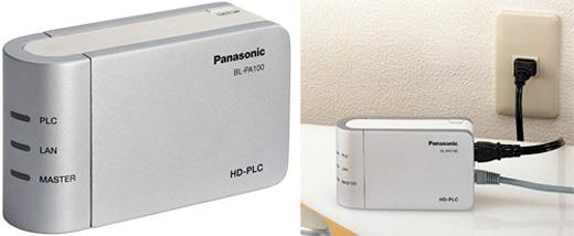 Panasonic BL-PA100KTA Adaptor