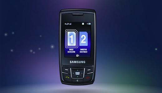Samsung 2on D880