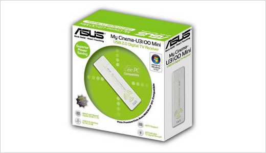 Asus My Cinema-U3100Mini