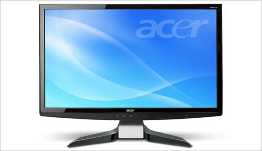 Acer P224W HD Monitor