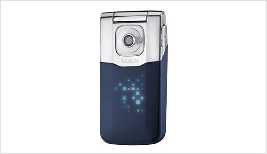 Nokia 7510 Supernova in ClamShell Design