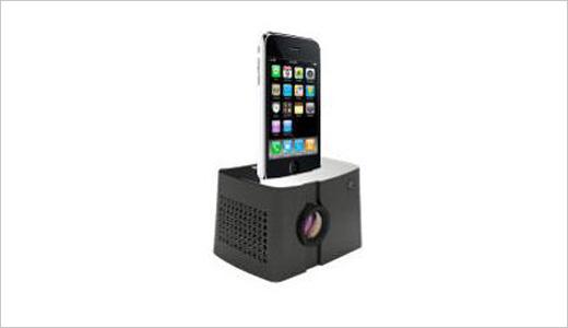 iPhone Mini Projector dock