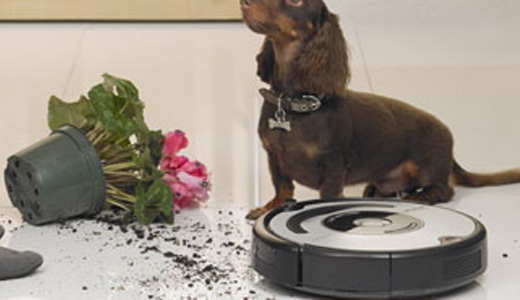 iRobot Roomba 532 and 562 Pet Series