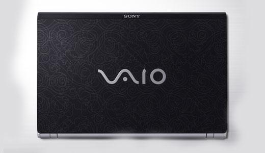 Custom Carbon Case of Vaio Z90