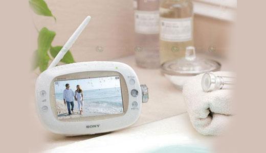 Sony Bravia XDV-W600 handheld TV