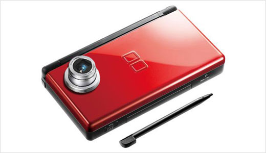 new nintendo ds with camera