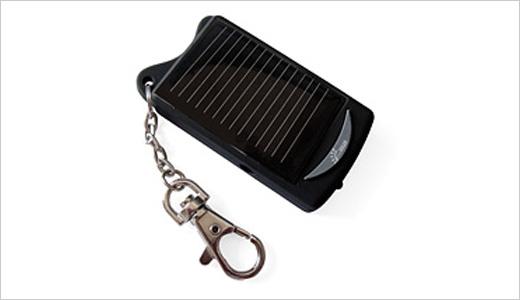 Solar Keychain