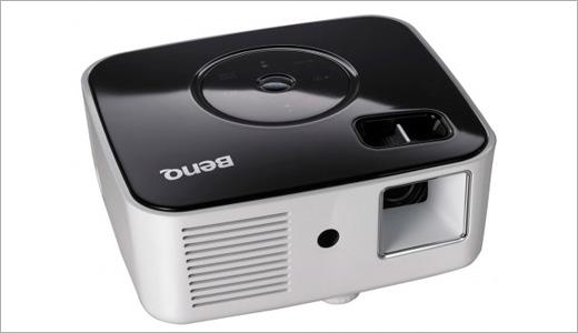 BenQ's GP1 compact projector