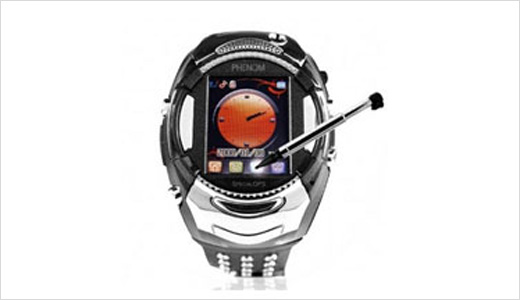 phenom watch phone