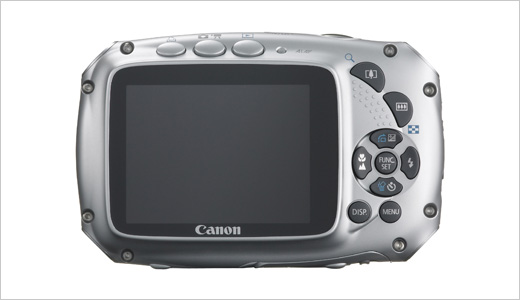 canon d10 waterproof digital camera