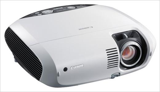 Canon LV7375 Mobile Projector