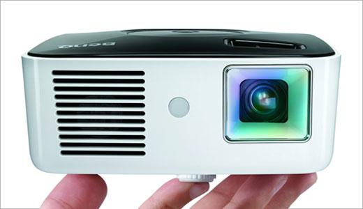 benq GP1 3LED video projector
