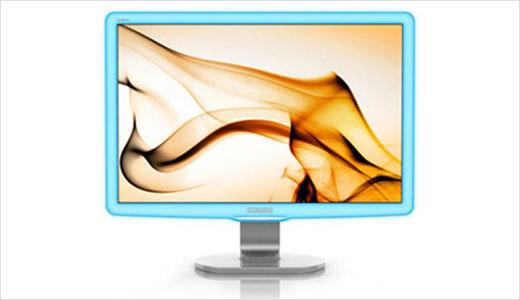 Philips LightFrame monitor