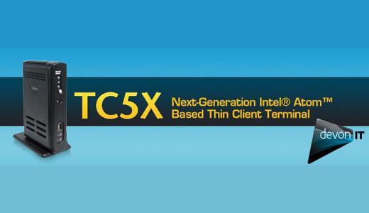 TC5X thin client