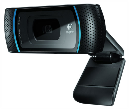 Logitech-HD-Pro-Webcam-Cam