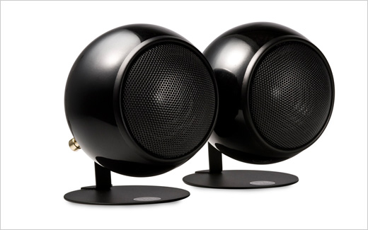 speaker unit with mini amp! Orb Audio