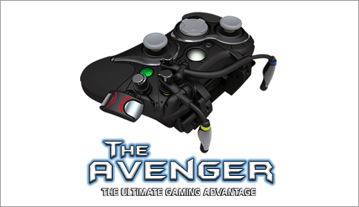 N-Control Avenger for Xbox 360 Controller