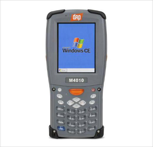 DAP M4010 Mobile Handheld Rugged Computer
