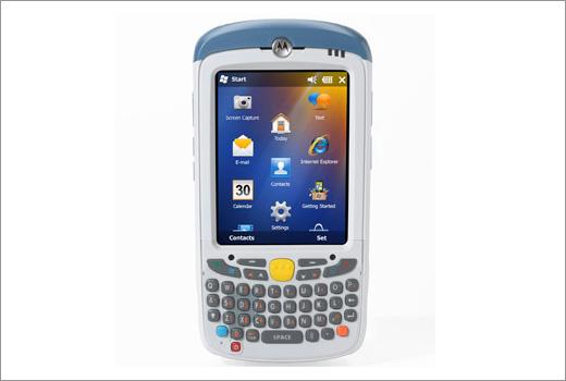 Motorola MC55A0-HC Rugged Wi-Fi  Mobile Computer