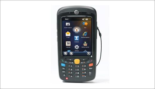 Motorola MC55A0 Rugged Wi-Fi  Mobile Computer