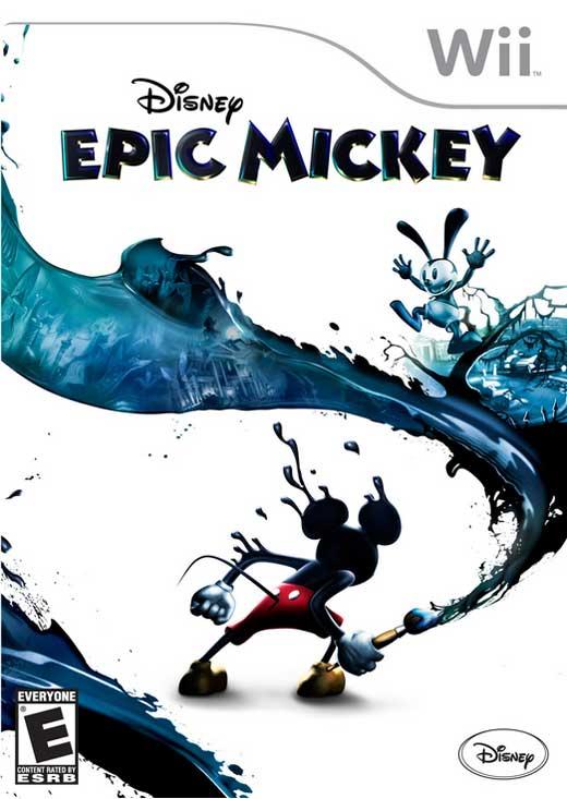 Disney Epic Mickey for Nintendo Wii