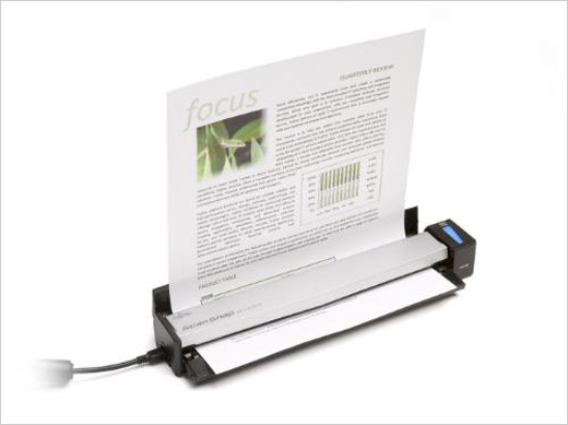 Fujitsu ScanSnap S1100 Ultra-Portable Scanner