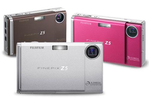 Fujifilm-FinePix-Z5fd-digital-cameras-trendy-gadget