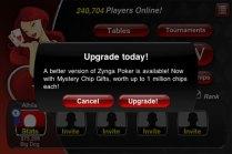 Zynga Poker on iPhone