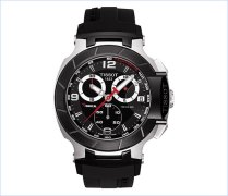 T-Race Black Watches