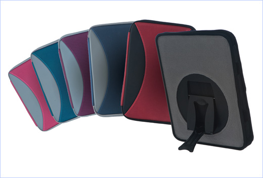 For iPad 2 - Latitude Jacket with integrated TheaterStand™ by ZeroChroma