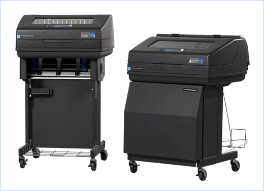 TallyGenicom Branded Line Matrix Printers