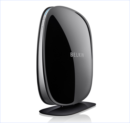 Belkin N750 DB Wireless Dual Band N+ Router