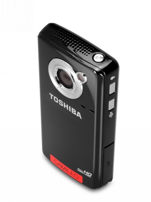 Toshiba CAMILEO B10 Full HD Camcorder