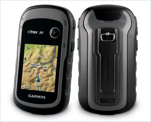 garmin etrex 30 handhel gps device