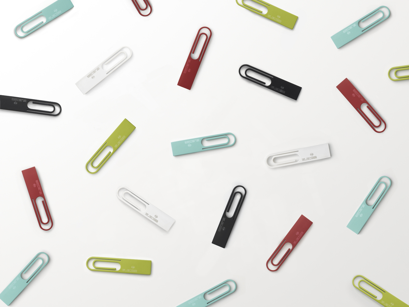 USB flash drive by ELECOM