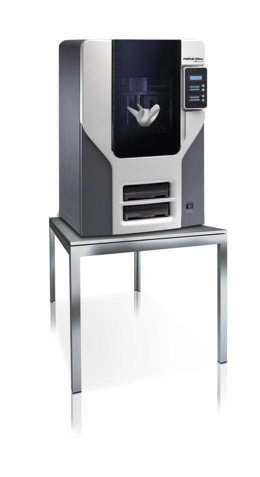 Fortus 250mc production 3D printer